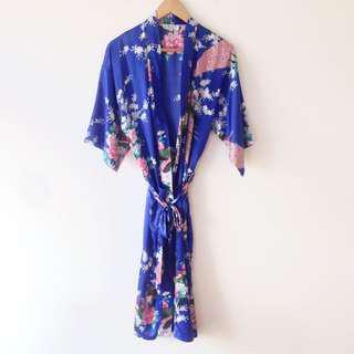 *REDUCED* Chinese Silk Robe