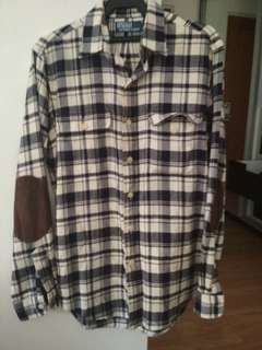 Vintage Polo by Ralph Lauren Long sleeve button down flannel
