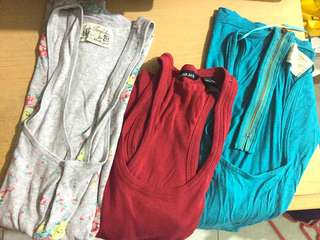 Bundle Zara tops