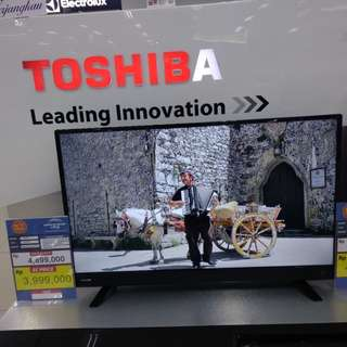 Led Tv Toshiba 40 inchi (Kredit Tanpa Kartu Kredit)