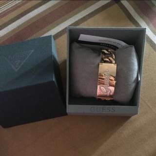 Guess watch gold ori NETT PRICE!!!