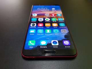 Huawei Honor V10 128GB Limited Edition Red 4G LTE
