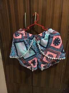 Cute Chiffon Shorts