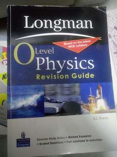O Level Physics Revision Guide