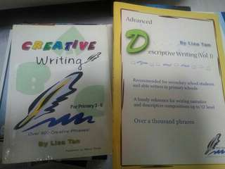 Creative Writing Descriptive Writing
