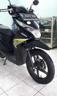 Honda New Beat FI CBS thn.2017