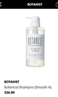 🚚 Botanist botanical shampoo (apple and rose)