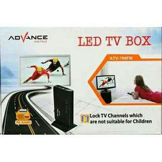 TV Tuner Advance ATV-798FM