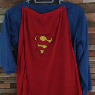 Superman Costume 4 To 5Yrs Old Vguc Price:150 Steal: With Your Price ❎ No Deletion Of Comment ❎ No Cancellation Of Order