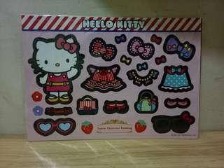 ORIGINAL Hello Kitty Stickers