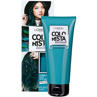🚚 Loreal Colorista Washout #Turquoise