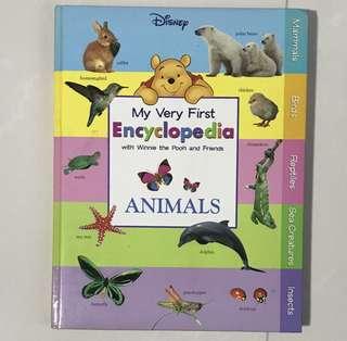 Disney my first encyclopedia animals