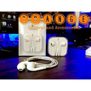 COD Apple Earpods , lightning cable charger, headset, adapter, earphones