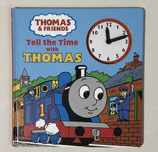 Thomas & friends tell the time