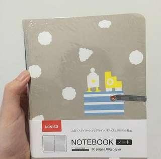 MINISO notebook (BARU)