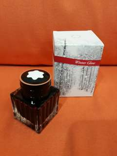 Mont Blanc Winter Glow Ink Limited Edition 2012