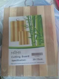 Cutting board 20x15cm (half a4 paper)