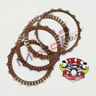 SUPER RACING II LC135 ALLOY & CLUTCH PLATE (4PCS/SET)