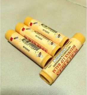 Burt's Bees Beewax Lip Balm