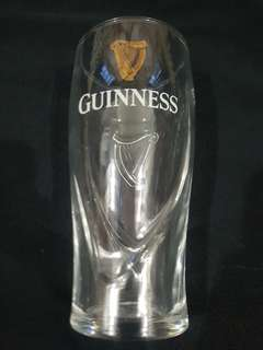 Guinness Half-Pint Glass. (New)