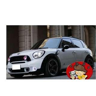 【老頭藏車 】2011 Mini ALL4 『0元就把車貸回家 』『全貸,超貸,免保人』中古 二手 汽車