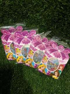 Disney Princess quality stickers