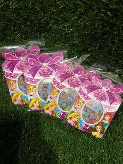 Disney Princess quality stickers