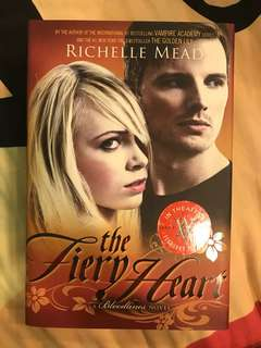 The Fiery Heart Richelle Mead Bloodlines Series