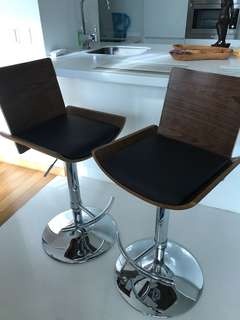 Stylish high chairs / highchairs/barstools