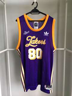 Adidas Sk8 ❌ The Hundreds LA Lakers NBA jersey