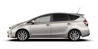 Grab relief driver wanted - toyota prius hybrid (fuel efficient)