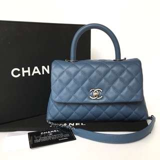Authentic Chanel Coco Small
