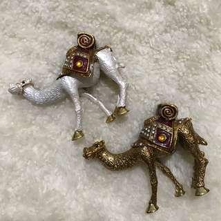 Miniature Camels