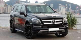 MERCEDES-BENZ GL500 2013