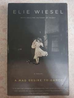 Fiction Novel - A Mad Desire to Dance