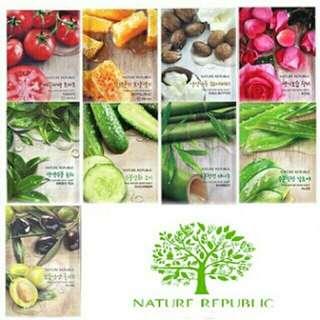 Nature Republic Sheet Mask