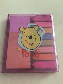 Pooh Notebook