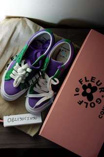 Converse golf le fleur Purple Heart
