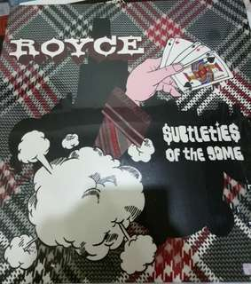 NM royce subtleties record vinyl indie