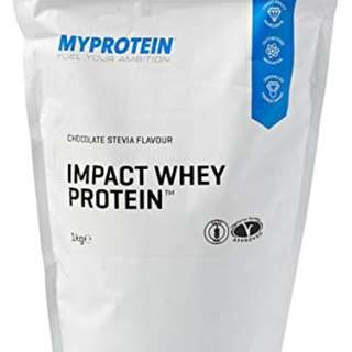Myprotein impact whey 乳清蛋白 Whey 蛋白粉 增肌 健身