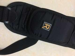 Black rapid strap