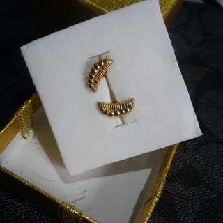 Earrings w/ trade 21k