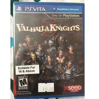 Valhalla Knights 3 Ps Vita