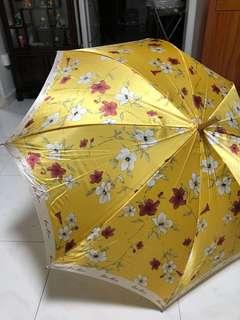 Vintage umbrella (Estee Lauder)