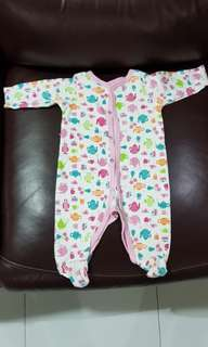 Sleepsuit - 4 to 6mths