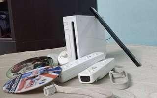 Nintendo Wii Full Set