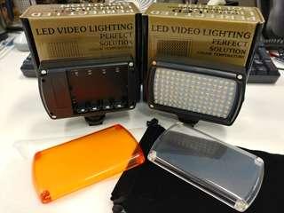 96粒 / 120粒 LED 補光燈 閃光燈 (數碼相機, 手提電話, OSMO合用)
