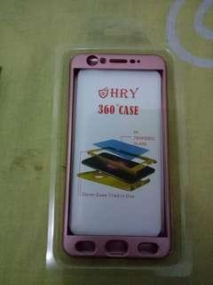 360 Case for Oppo F3+ (F3 PLUS)