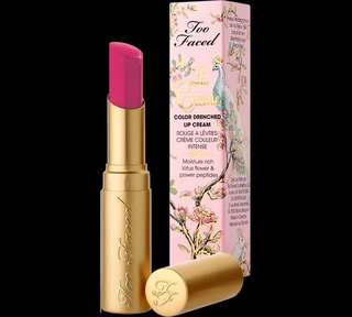 Too Faced La Creme Colour Drenched Lip Cream - Mean Girls