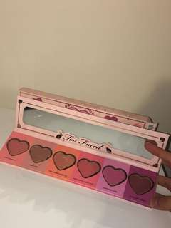 Too faced blush palette